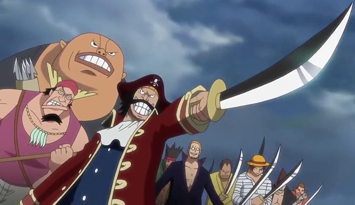 Misterios One Piece