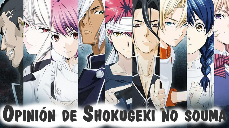 Opinión Shokugeki no Souma