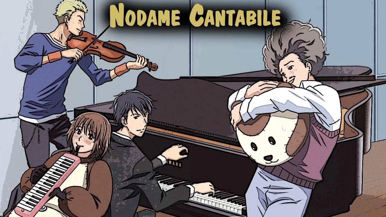 Reseña Nodame Cantabile